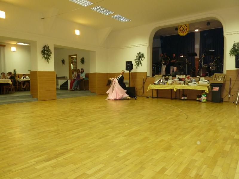 Obecní ples 29.1.2011